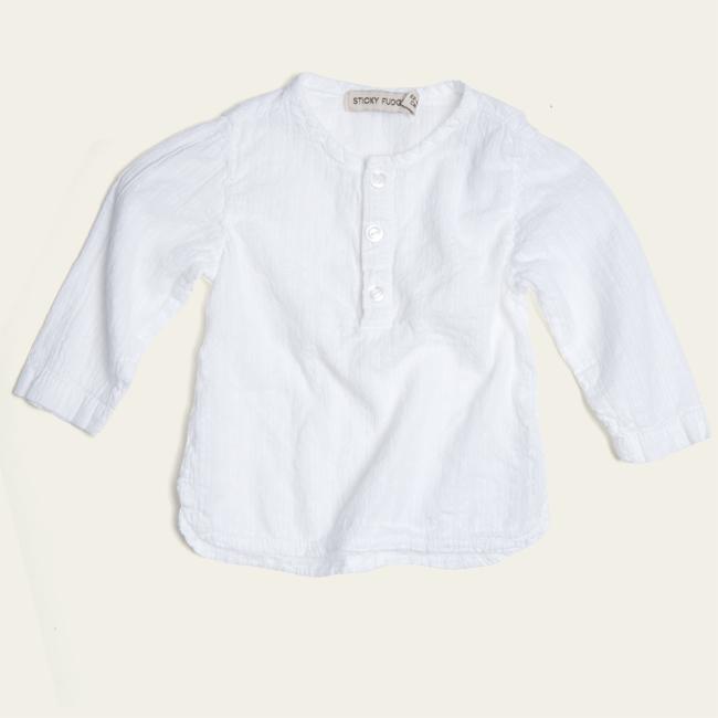 Benjamin-Shirt-White