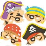 Pirate-Foam-Mask-Craft-Kit - Ellie Crate