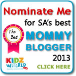 SA's best mommy blogger