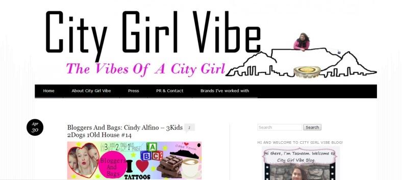 City Girl Vibe