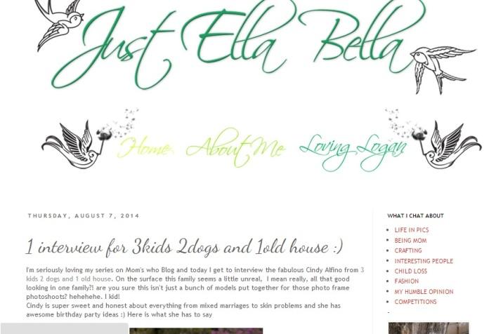Just Ella Bella