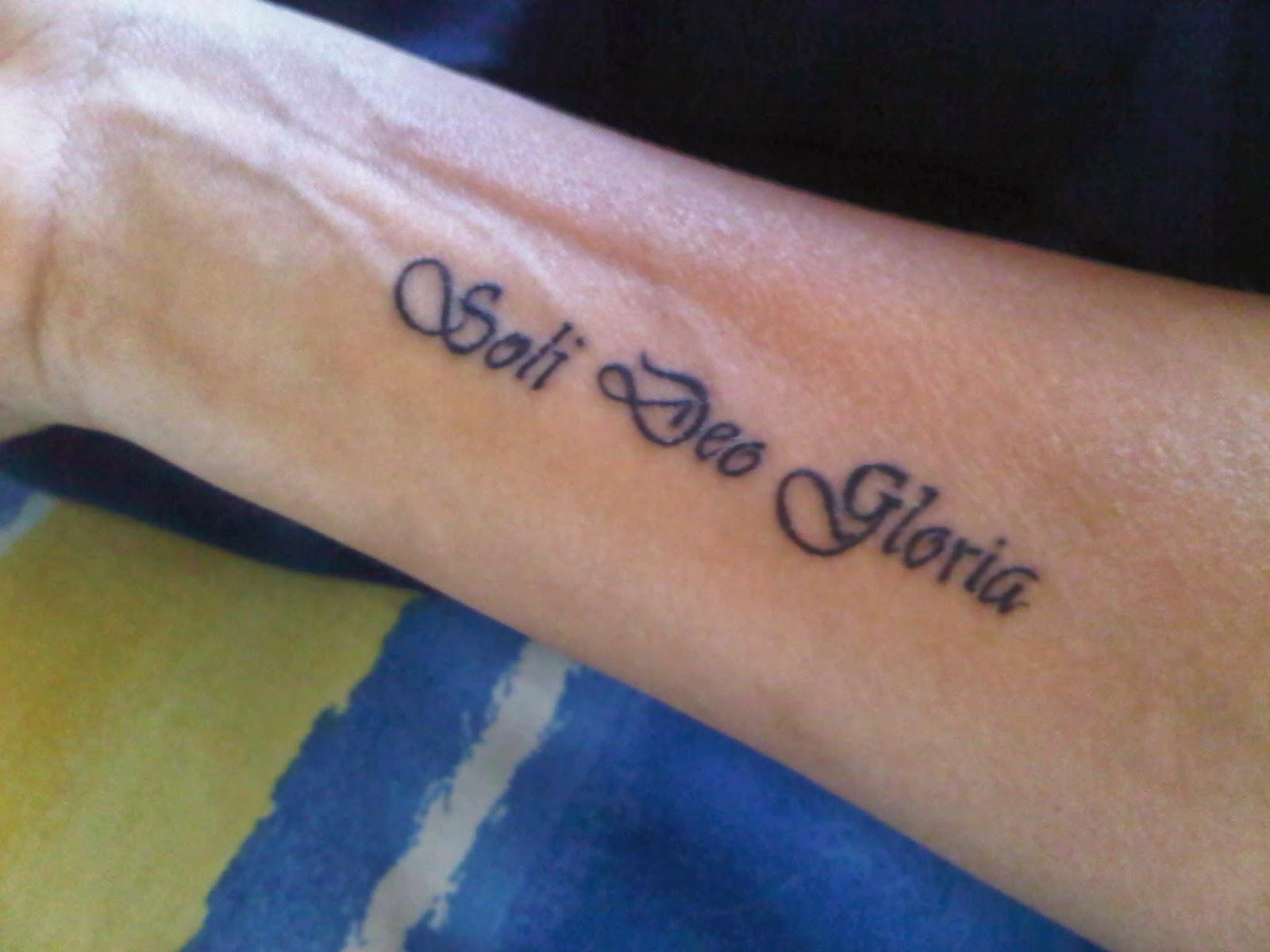 Soli Deo Gloria (2)