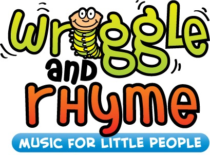 Wriggle and Rhyme Logo large