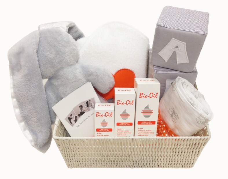 2015 Bio-Oil baby hamper