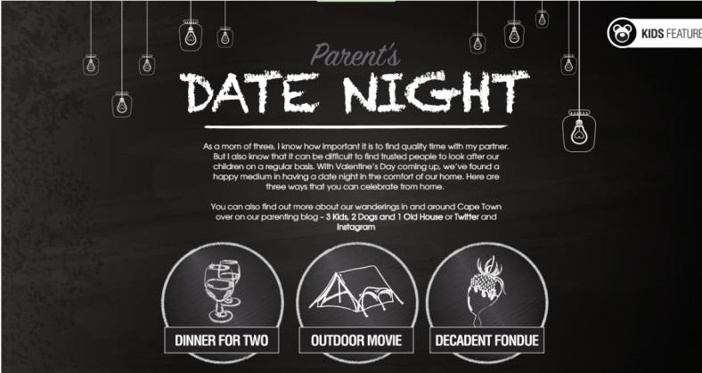 Spar - Date Night