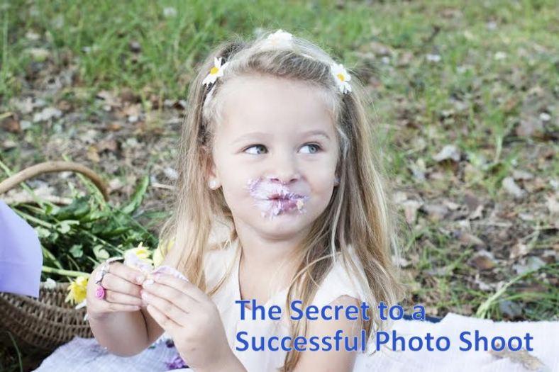 The Secret to a successful photo shoot with www.alfinos.wordpress.com