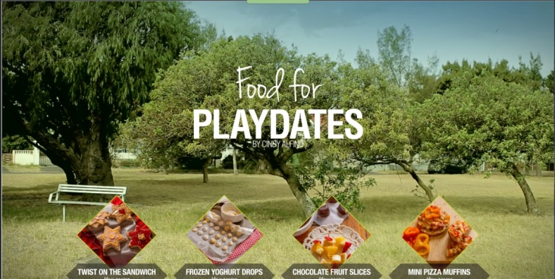 Food For Play Dates